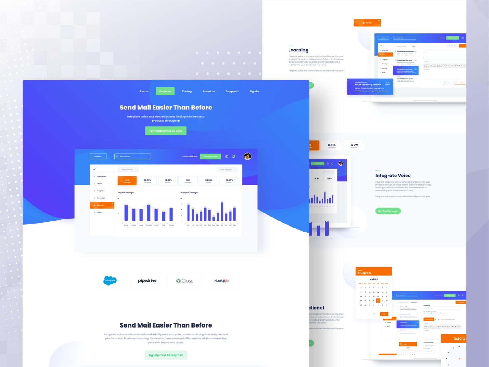 روندهای برتر طراحی وب که باید در سال 2020 بدانید